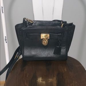 Michael Kors Small Black crossbody purse